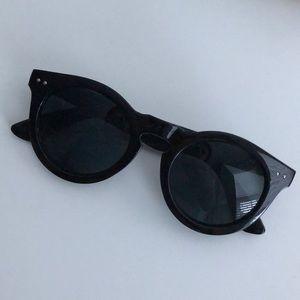 Black LF sunglasses